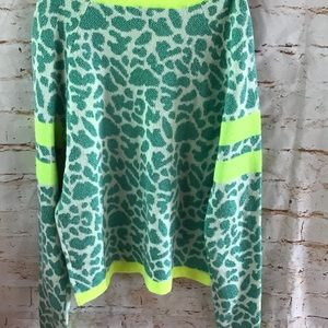 192df10973d1 Juicy Couture Sweaters - Juicy Couture S women's NEW animal print sweater